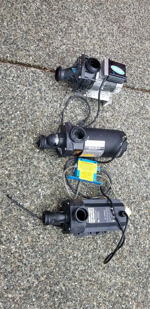 Water pumps for Sale in Bothell, WA