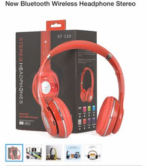 NEW BLUETOOTH WIRELESS HEADPHONES for Sale in Queens, NY