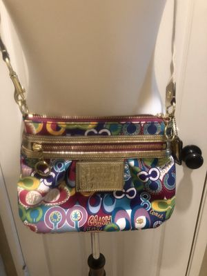 Adorable Brand New Coach Poppy bag! for Sale in Corona, CA