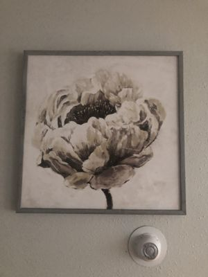 Flower Painting for Sale in Waterloo, IA