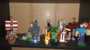 Collection of Lego Minecraft Sets for Sale in Fountain Valley, CA
