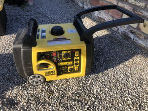 Champion 3100 remote start generator for Sale in Yuma, AZ
