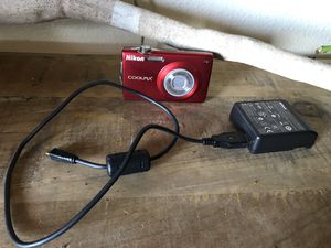 Nikon cool pix digital point and shoot camera for Sale in San Diego, CA