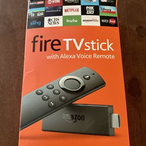 New Firestick With Alexa In Box for Sale in New Orleans, LA