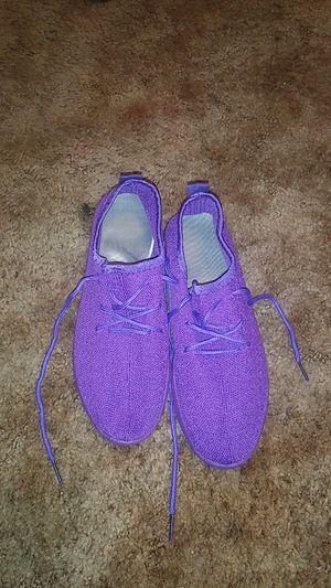 Purple Athletic Shoe for Sale in Warren Air Force Base, WY