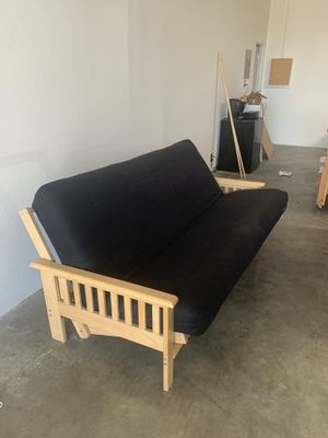 Good used condition futon for Sale in Newport Beach, CA