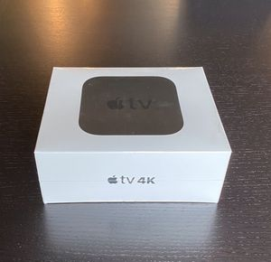 Apple TV 4K for Sale in Port Orchard, WA