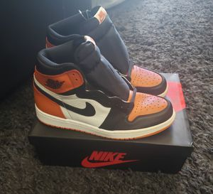 Air Jordan 1 Retro Shattered Backboard Mens Sz 9 for Sale in Sun City, AZ