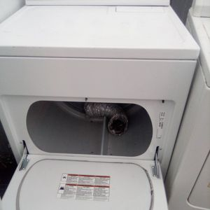 Whirlpool Heavy Duty Large Capacity Dryer Works Good 90 Day Warranty Free Delivery {contact info removed} for Sale in Fort Washington, MD