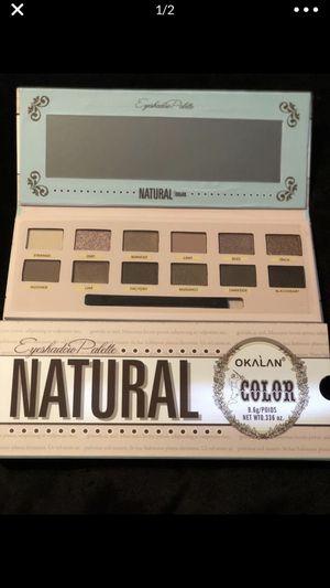 Okalan natural color palette for Sale in North Las Vegas, NV