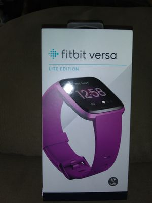 Fitbit versa lite edition for Sale in Rowland, NC