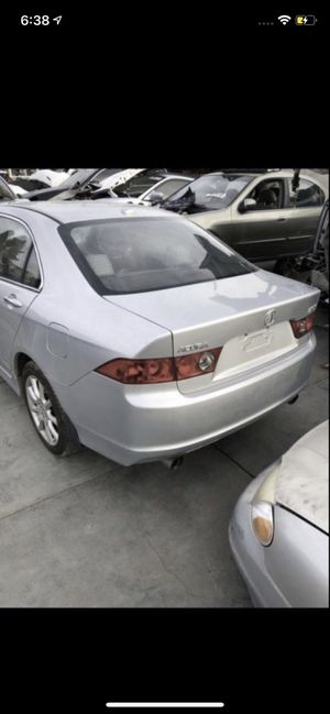 2007 Acura TSX for part for Sale in Chula Vista, CA