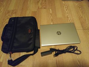 HP Pavilion 15.6 Touch Screen Laptop with carrying case and charger for Sale in Madison Heights, VA