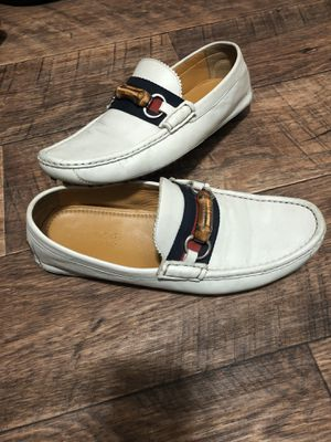 Gucci mens loafers for Sale in Riverside, CA
