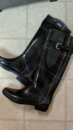 Ralph Lauren Rossalyn II Rainboots for Sale in Middleburg, PA