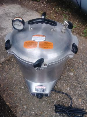 All American presser cooker for Sale in Columbus, MS