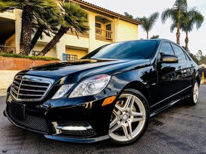 2012 Mercedes-Benz E350 Sport........NOT PARTS for Sale in San Diego, CA