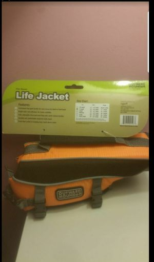 Brand new Pet saver life jacket XSmall size dogs 11-18 lbs for Sale in Inman, SC