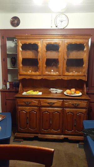 Wood Hutch for Sale in Martinez, CA