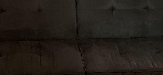 Black Futon for Sale in Vallejo,  CA