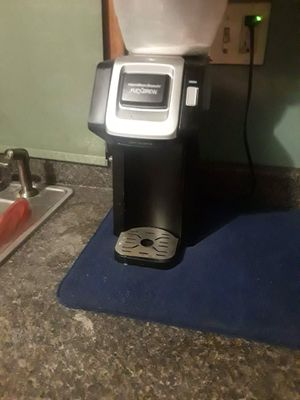 Bakers rack coffee maker and entertainment stand for Sale in Arbutus, MD