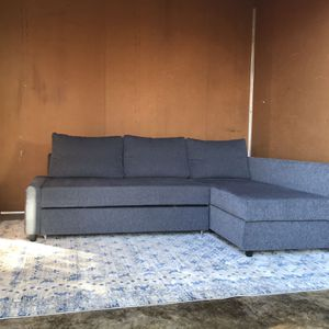 IKEA FRIHETEN Sectional Sofa - FREE DELIVERY - PENDING SALE for Sale in Tigard, OR
