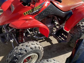 2001 Trx 250ex for Sale in Beavercreek,  OR