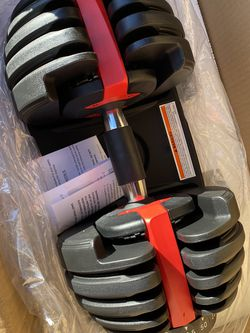 Adjustable Dumbbells for Sale in Dinuba,  CA