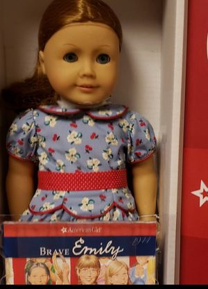American Girl Emily Doll for Sale in Reading, PA