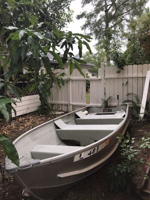 Lowe sea nymph boat for Sale in Wellington, FL