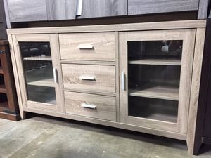 Emily TV Stand for TVs up to 70 inch, Dark Taupe for Sale in Norwalk, CA