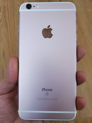 iPhone 6s plus 64gb not working condition for Sale in San Jose, CA