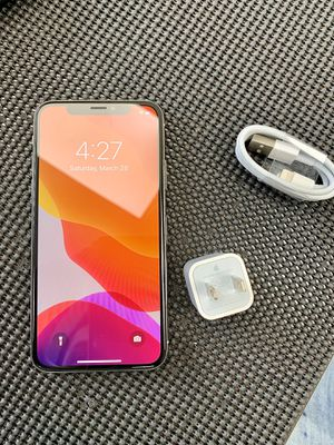 Iphone X Unlocked 264g for Sale in Los Angeles, CA