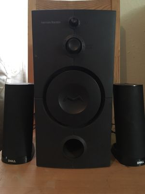 Subwoofer and speakers for Sale in Beaverton, OR