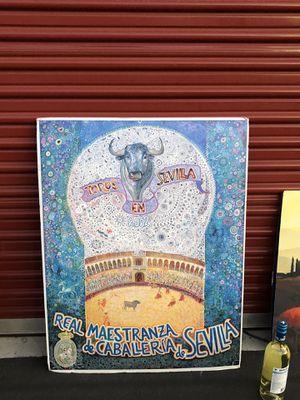 Sevilla Poster for Sale in San Luis Obispo, CA