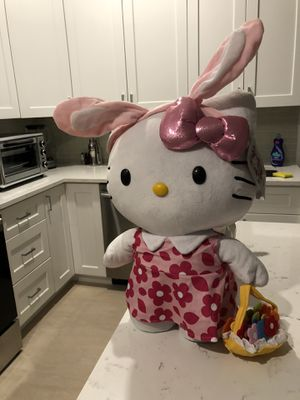 Hello Kitty 🐰Easter Bunny for Sale in West Palm Beach, FL