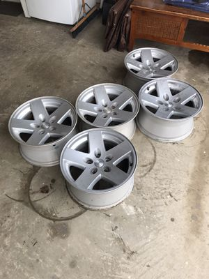 Jeep wheels for Sale in Perris, CA