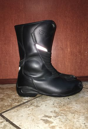 Women's TCX motorcycle boots size 6 for Sale in Fairfax, VA