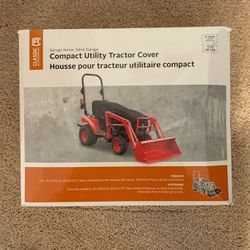 Compact utility tractor cover for Sale in Greenville,  SC
