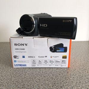 Sony Handycam Video Camera Pawn Shop Casa de Empeño for Sale in Vista, CA