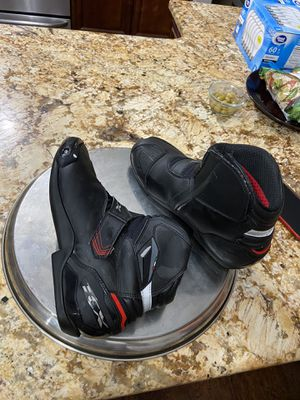 TCX motorcycle shoes for Sale in New Port Richey, FL