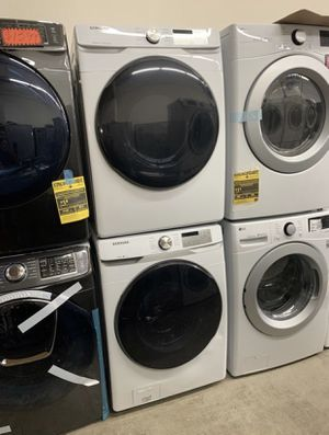 Samsung Front Load Washer & Gas Dryer Set/Financing Available for Sale in Santa Ana, CA