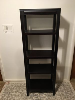Adjustable shelf bookcase from Bombay Co. for Sale in Washington, DC