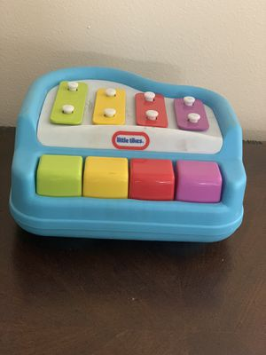 Little Tikes Tap-a-Tune Piano for kids, toy for toddler for Sale in Plantation, FL