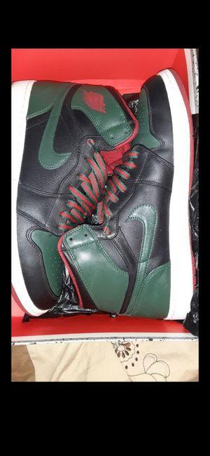 2012 Rare Jordan 1 High Gucci(Sz 12) for Sale in Pleasanton, CA