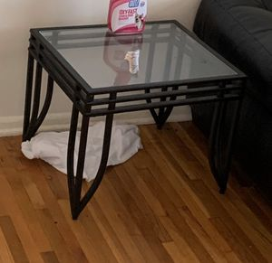 Coffee table end table bar stools y'all lamps for Sale in Linthicum Heights, MD