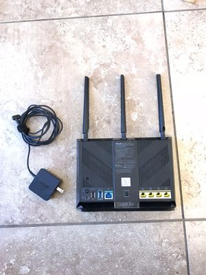 ASUS Whole Home Dual-Band AiMesh Router (AC1900) for Mesh Wifi System (Up to 1900 Mbps) for Sale in Las Vegas, NV