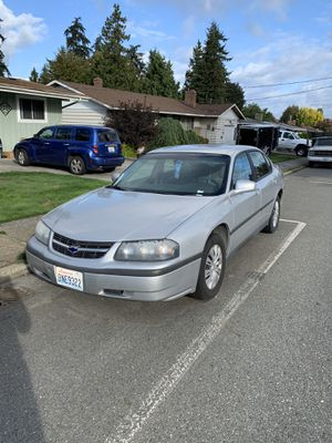 2002 CHEVY IMPALA for Sale in Seattle, WA
