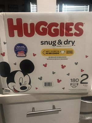 Huggies diapers for Sale in Industry, CA