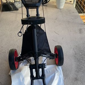 Caddytek 4wheel Golf push Cart for Sale in Portola Valley, CA
